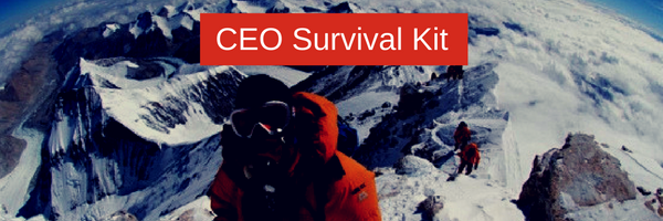 CEO survival kit